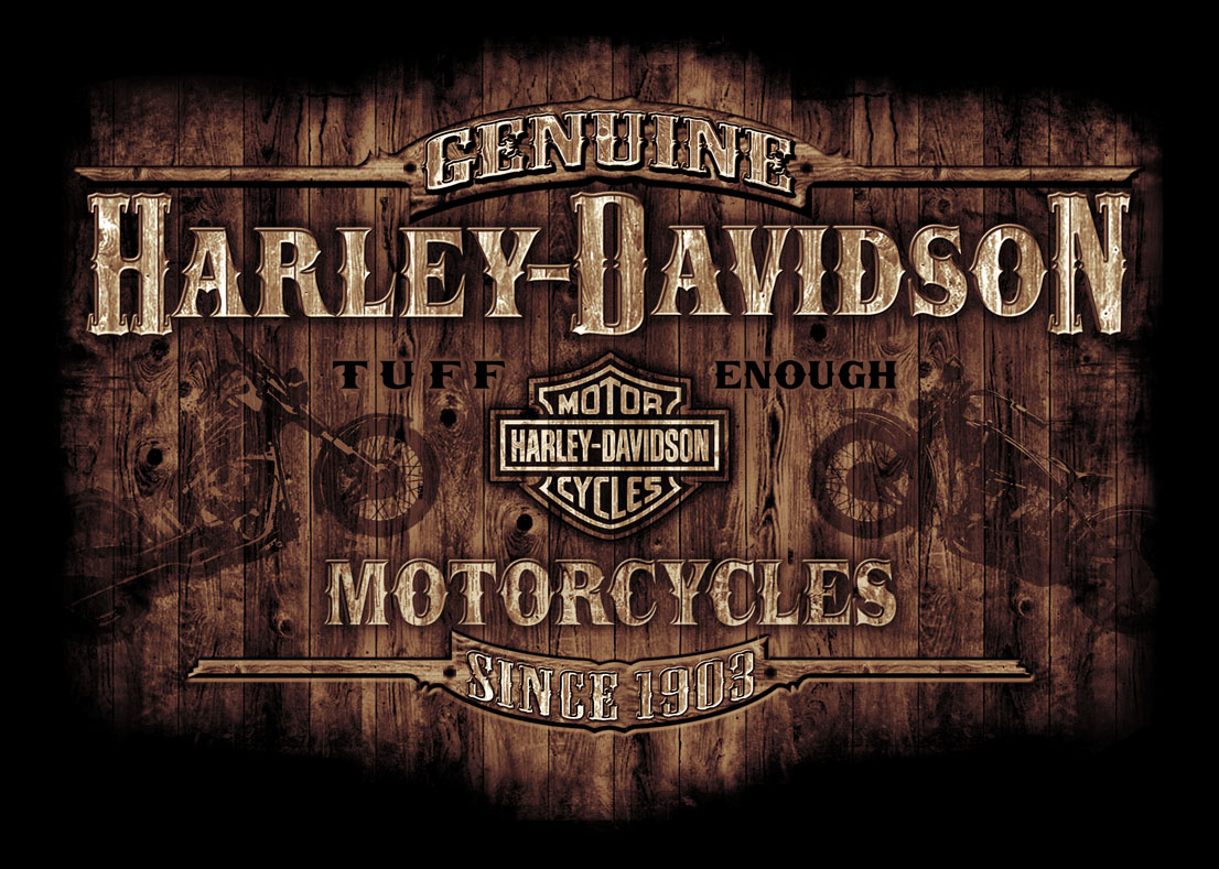 Harley Davidson Motorcycles Apparel Design Case Studies By Drew Sevan Creative